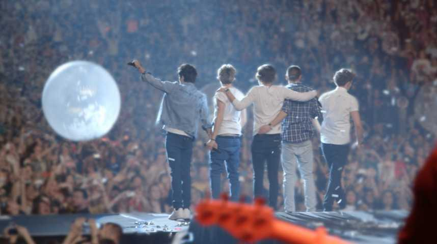 One Direction Le Film - bande annonce 2 - VOST - (2013)