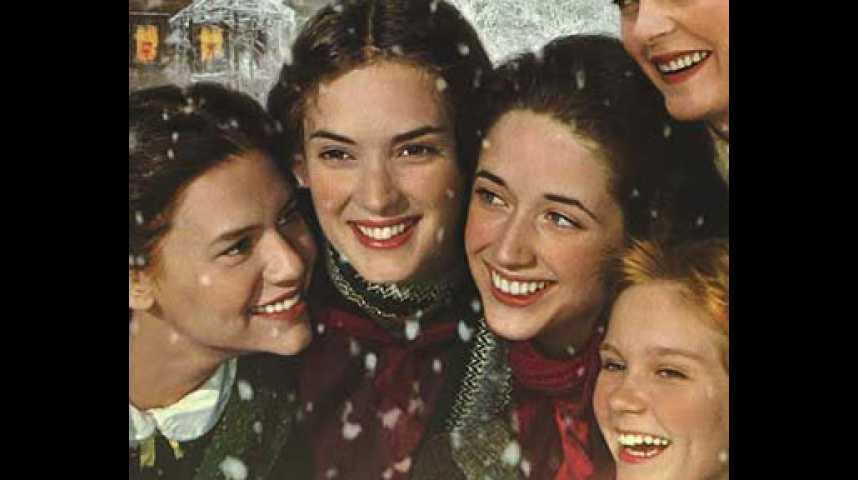 Les Quatre Filles du docteur March - bande annonce 2 - (1995)