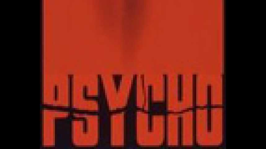 Psycho - Bande annonce 1 - VO - (1998)