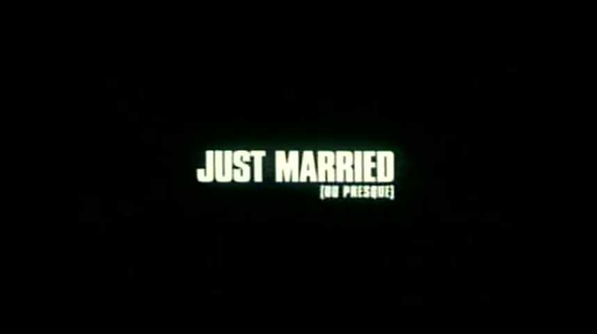Just married (ou presque) - Bande annonce 5 - VF - (1999)