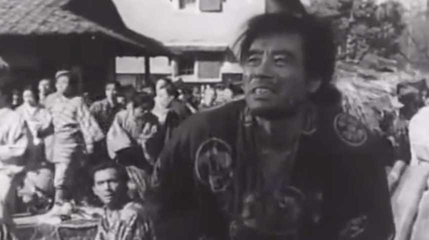 Les Contes de la lune vague après la pluie - Bande annonce 1 - VO - (1953)