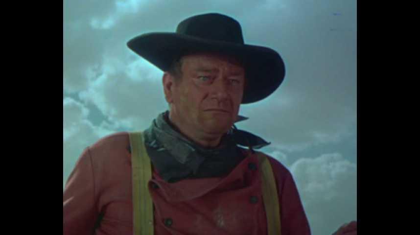 La Prisonnière du désert - Bande annonce 1 - VO - (1956)