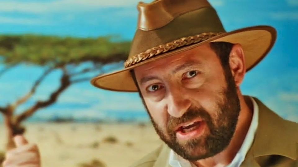 Safari - bande annonce - (2009)