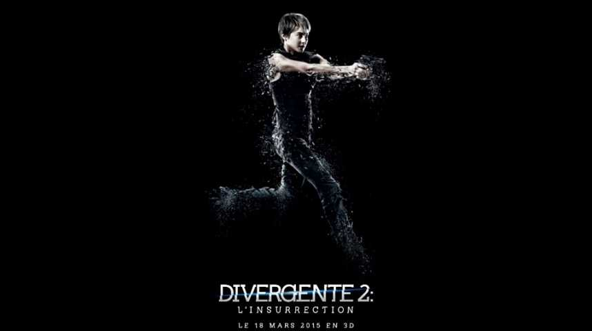 Divergente 2 : l'insurrection - Teaser 11 - VF - (2015)