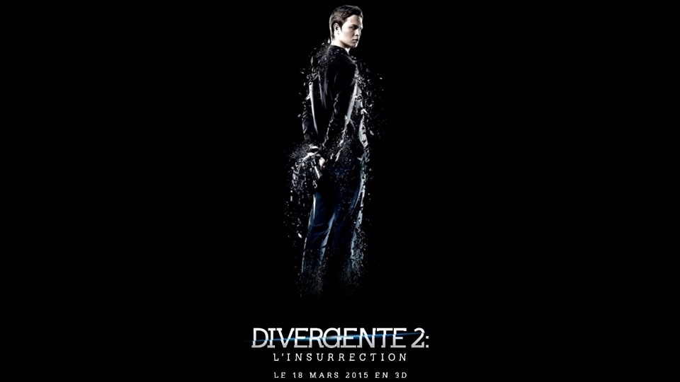 Divergente 2 : l'insurrection - teaser 2 - VF - (2015)