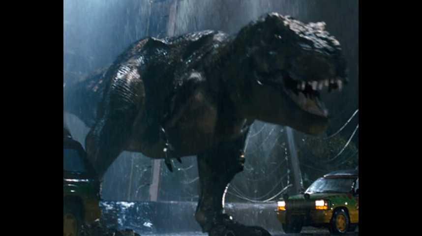 Jurassic Park - Bande annonce 2 - VF - (1993)