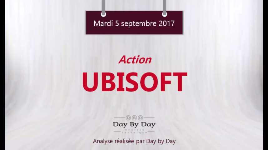 Illustration pour la vidéo Action Ubisoft : nouveau plus haut historique - Flash analyse IG 05.09.2017