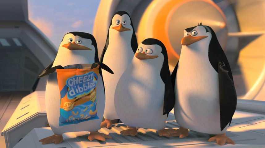 Les Pingouins de Madagascar - Teaser 3 - VF - (2014)