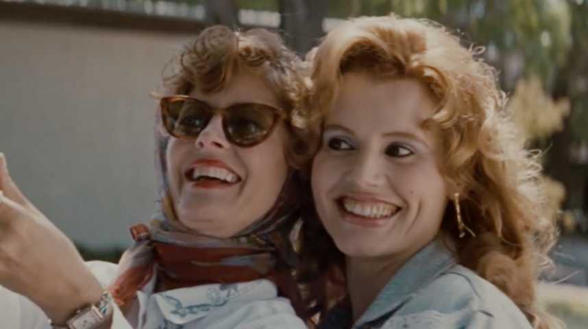 Thelma et Louise - Bande annonce 3 - VO - (1991)