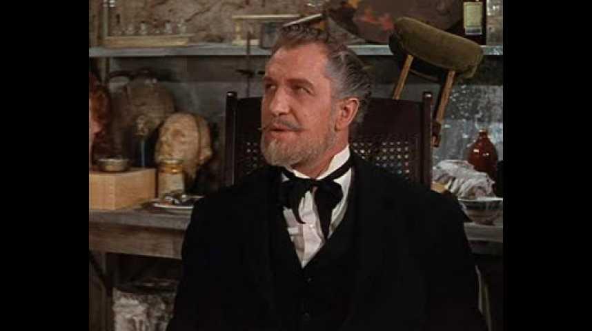 L'Homme au masque de cire - Bande annonce 1 - VO - (1953)
