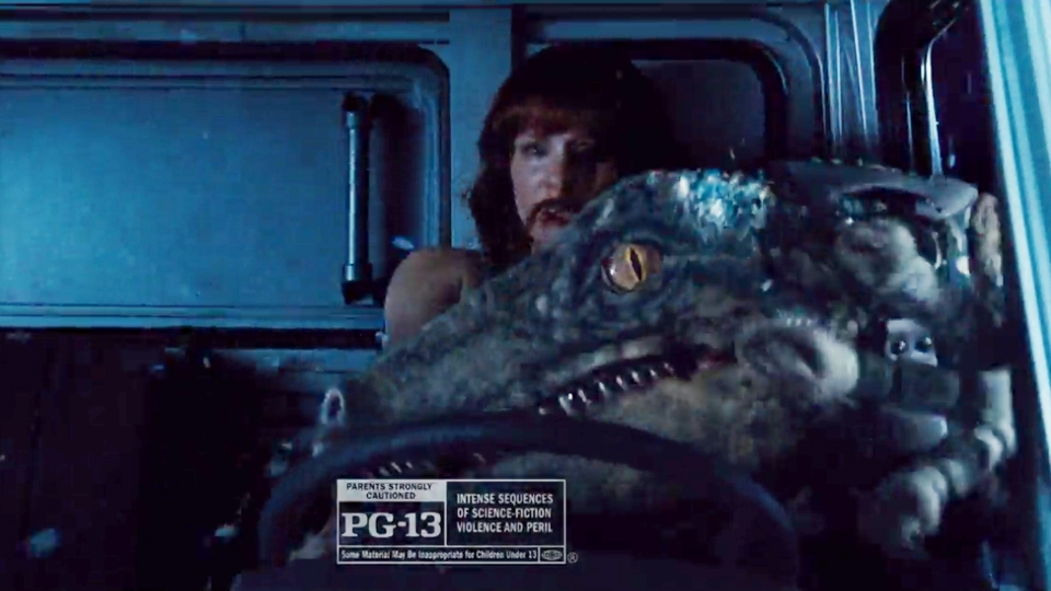 Jurassic World - teaser 6 - VO - (2015)