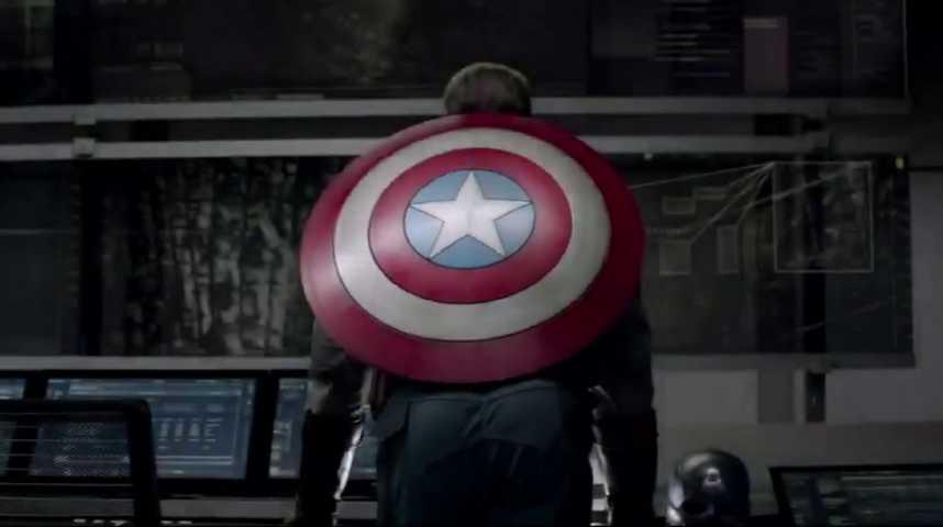 Captain America, le soldat de l'hiver - Teaser 11 - VO - (2014)
