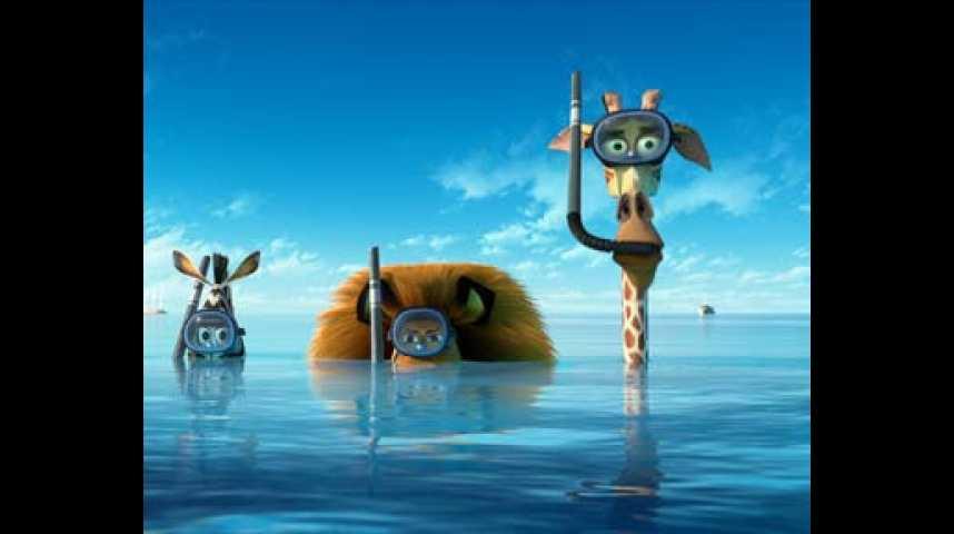 Madagascar 3, Bons Baisers D'Europe - Teaser 14 - VO - (2012)