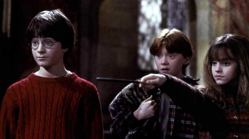 Harry Potter à l'école des sorciers - Bande annonce 2 - VF - (2001)