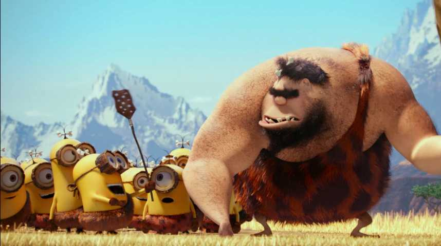 Les Minions - Bande annonce 10 - VF - (2015)