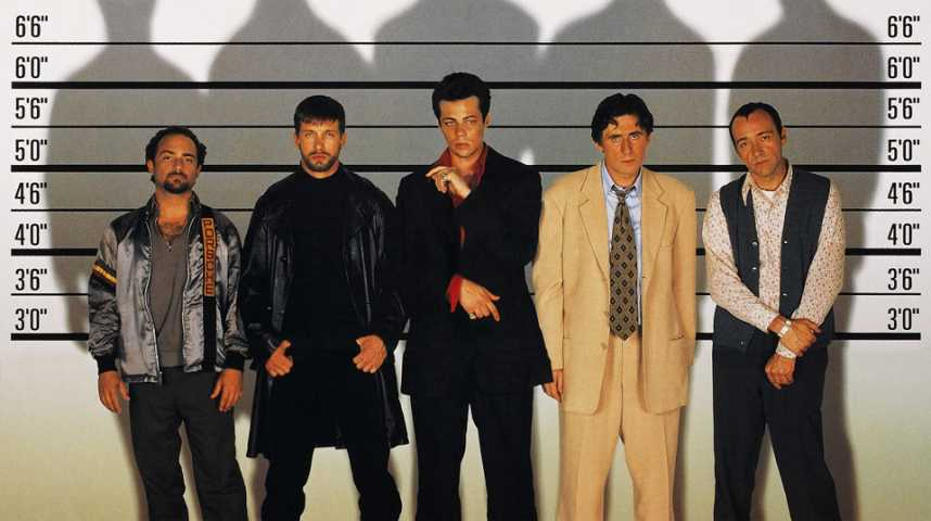 Usual Suspects - Bande annonce 2 - VO - (1995)