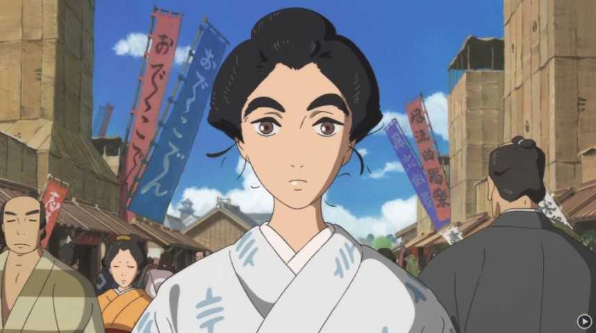 Miss Hokusai - Bande annonce 5 - VF - (2015)