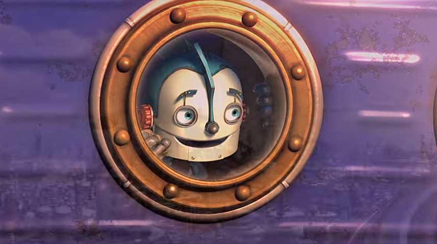 Robots - bande annonce 6 - VF - (2005)