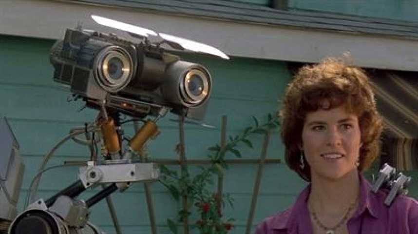 Short Circuit - bande annonce - VO - (1986)