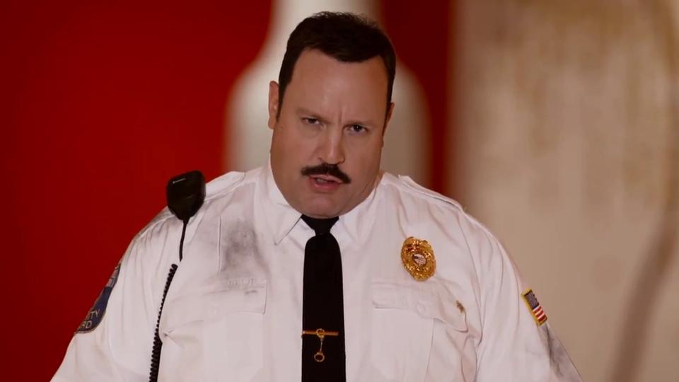 Paul Blart: Mall Cop 2 - bande annonce - VO - (2015)