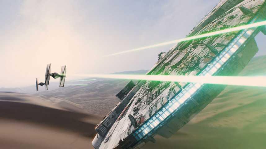 Star Wars - Le Réveil de la Force - Bande annonce 16 - VF - (2015)