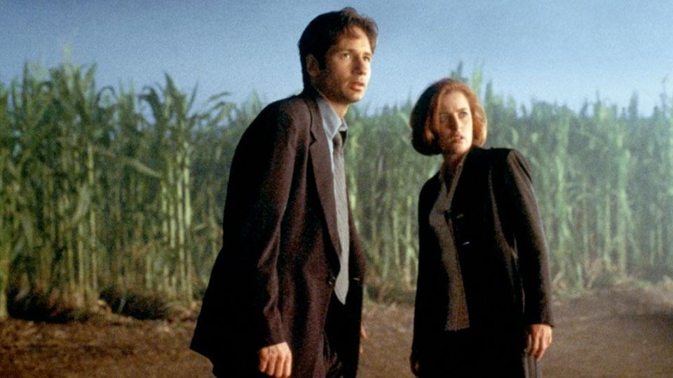 The X Files, le film - bande annonce - VO - (1998)
