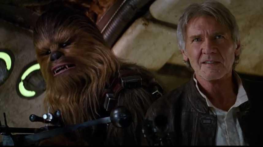 Star Wars - Le Réveil de la Force - Bande annonce 14 - VF - (2015)