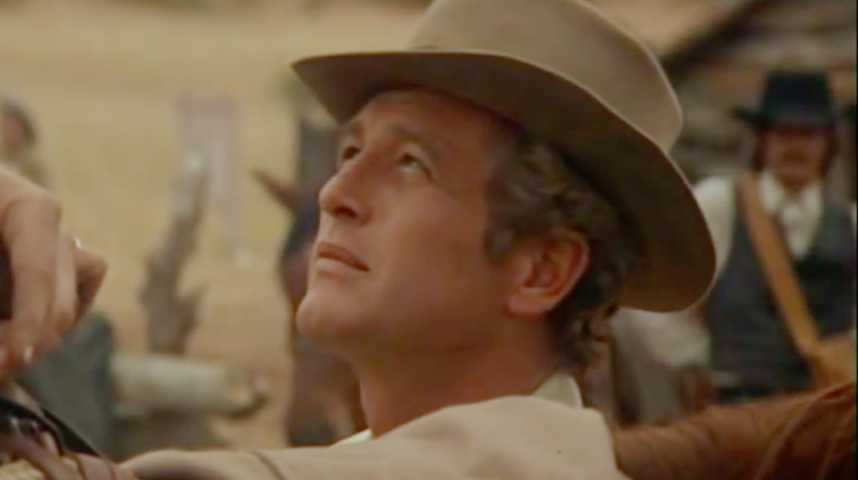 Butch Cassidy et le Kid - Bande annonce 4 - VO - (1969)