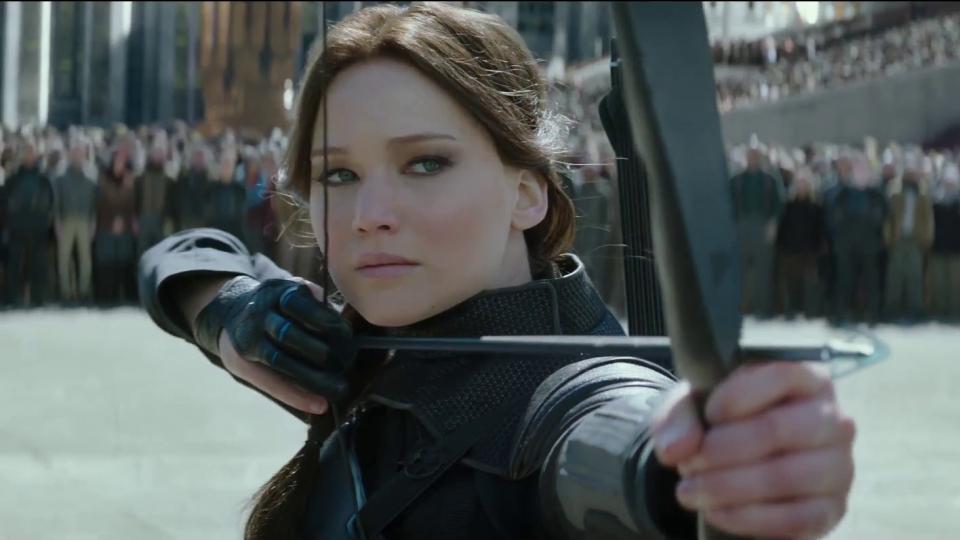 Hunger Games - La Révolte : Partie 2 - teaser 2 - VF - (2015)