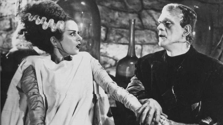 La Fiancée de Frankenstein - bande annonce - VOST - (1935)