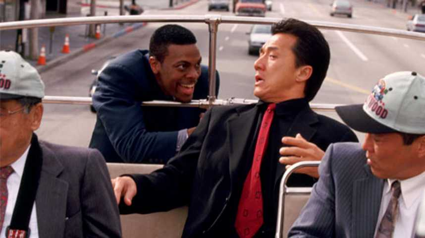 Rush Hour - Bande annonce 4 - VO - (1998)