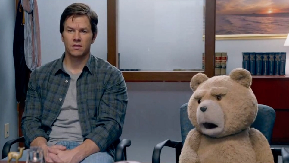 Ted 2 - bande annonce - VOST - (2015)