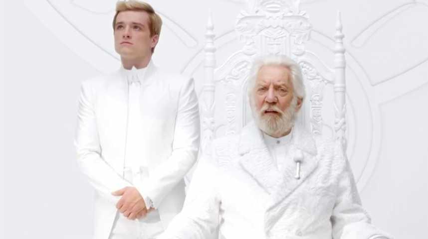 Hunger Games - La Révolte : Partie 1 - teaser - VO - (2014)