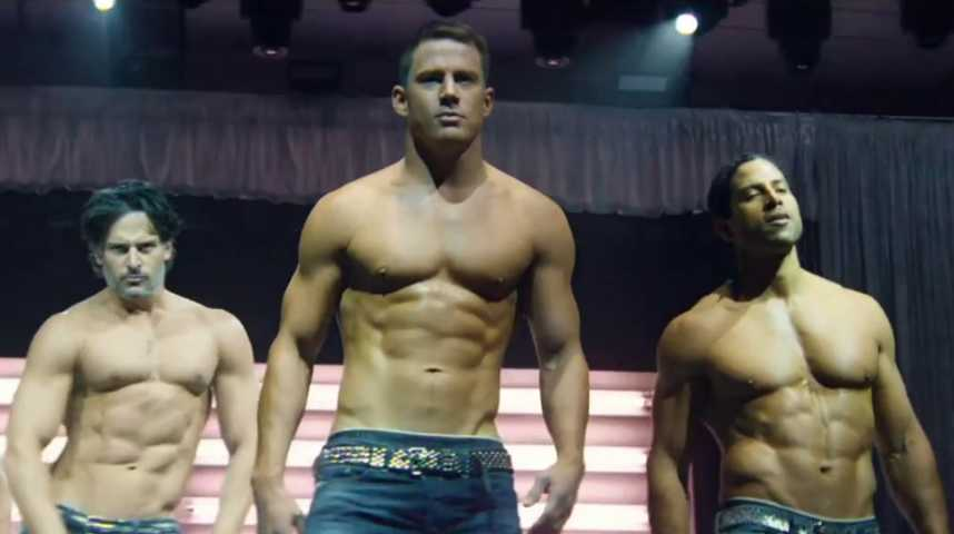 Magic Mike XXL - bande annonce 2 - VF - (2015)