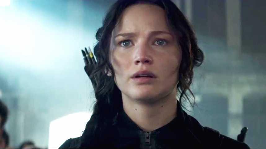 Hunger Games - La Révolte : Partie 1 - Teaser 14 - VO - (2014)