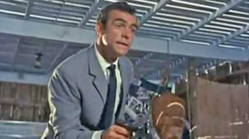 James Bond 007 contre Dr. No - Bande annonce 2 - VO - (1962)