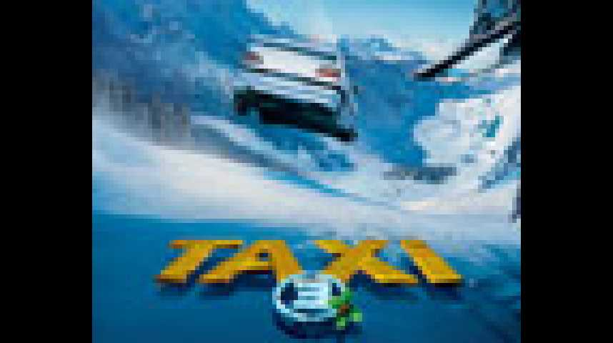 Taxi 3 - Bande annonce 1 - VF - (2002)