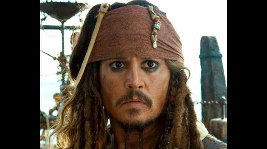 Pirates des Caraïbes : la Fontaine de Jouvence - bande annonce - VF - (2011)