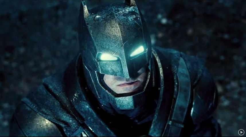 Batman v Superman : L'Aube de la Justice - bande annonce - VOST - (2016)