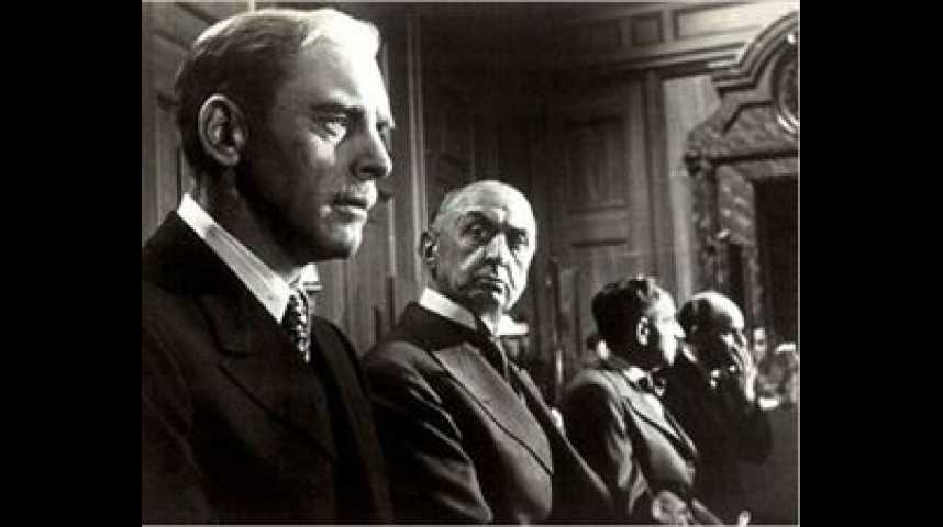 Jugement à Nuremberg - bande annonce - VO - (1961)