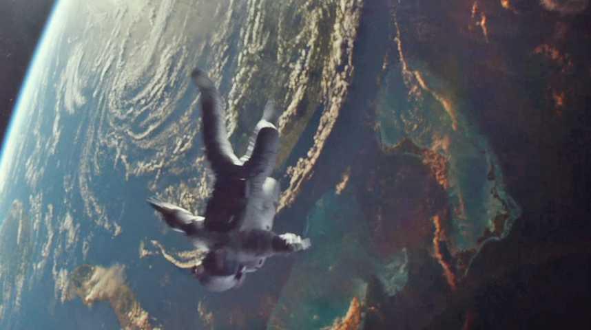 Gravity - Bande annonce 15 - VO - (2013)