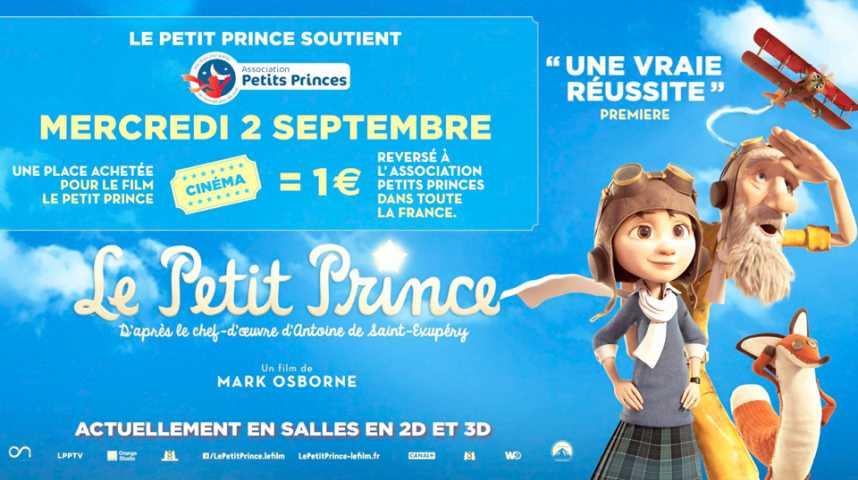 Le Petit Prince - Teaser 19 - VF - (2015)
