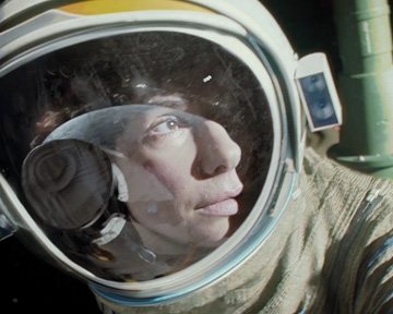 Gravity - bande annonce 2 - VOST - (2013)