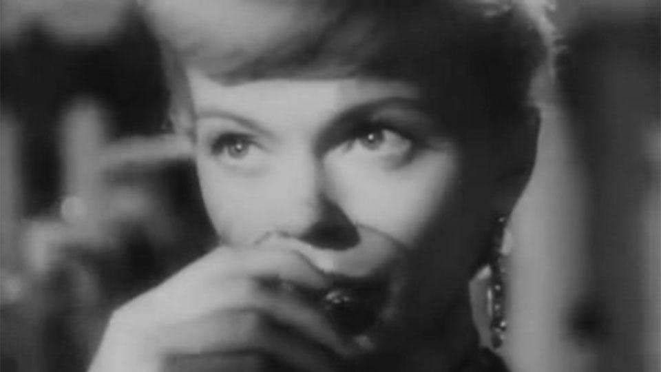Mademoiselle Julie - bande annonce - VO - (1951)