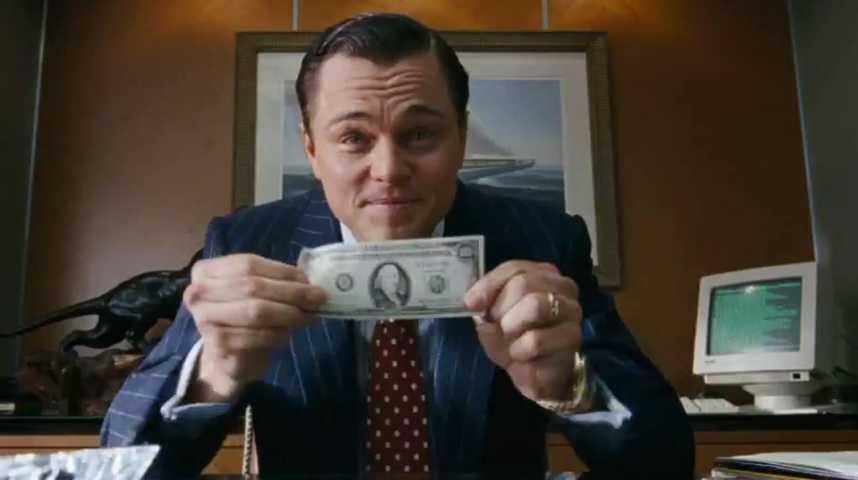 Le Loup de Wall Street - Bande annonce 9 - VF - (2013)
