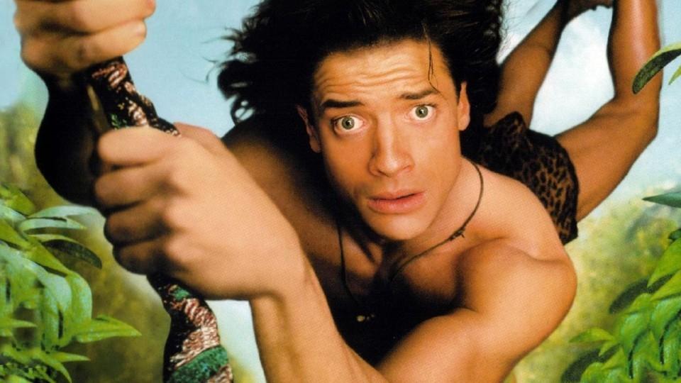 George de la jungle - bande annonce - VF - (1997)