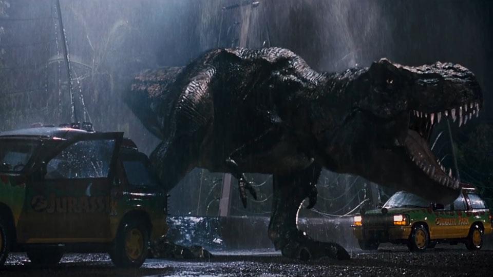 Jurassic Park - bande annonce - VOST - (1993)