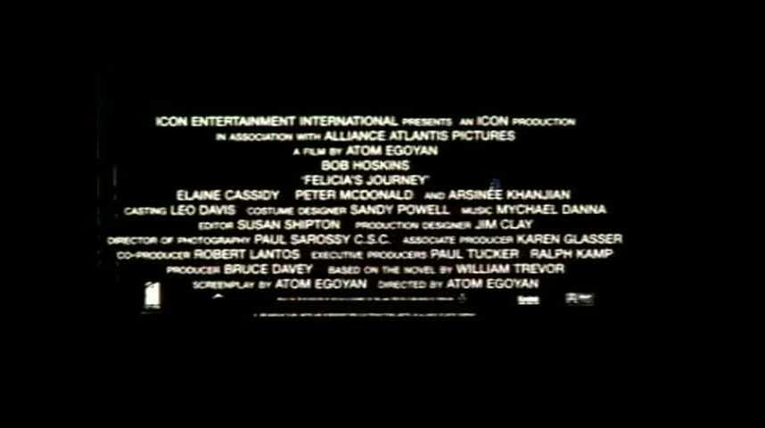 Le Voyage de Felicia - bande annonce 2 - VF - (2000)