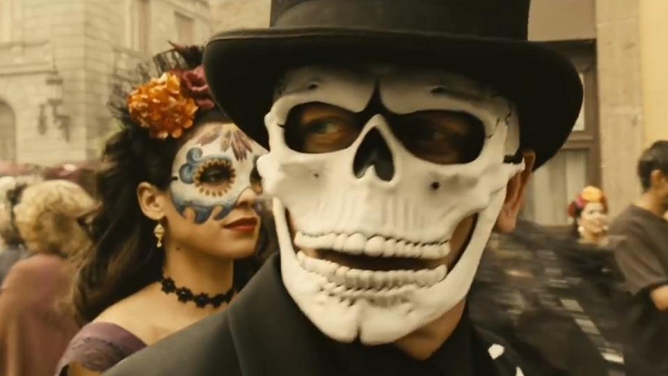 007 Spectre - teaser 5 - VO - (2015)