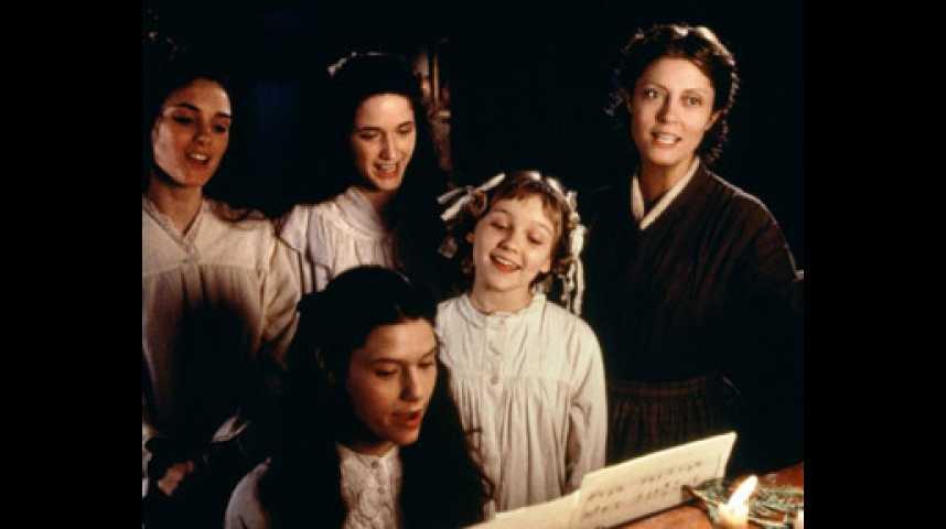 Les Quatre Filles du docteur March - bande annonce - (1995)